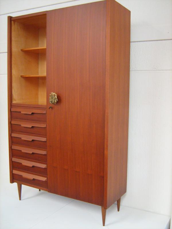Gallery of armadio teak anni with armadio teak - Mobili bagno legno massiccio ...