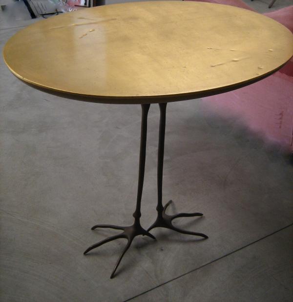 Meret Oppenheim Tavolino.Tavolino Simongavina Traccia Meret Oppenheim Loft900