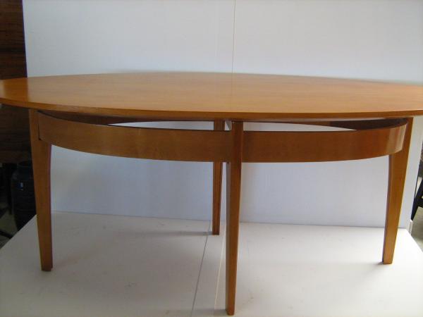tavolo ovale anni 50 loft900